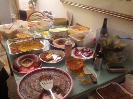 Food round 2